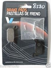 PASTIGLIE FRENO KEVLAR BICI /MTB /BICICLETTA PER FORMULA B4 (COD:8580)