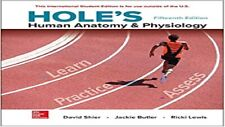 (15th Int. Ed) Hole's Human Anatomy and Physiology, by Shier - 9781260092820