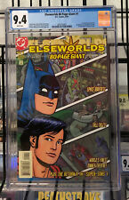 ELSEWORLDS 80 PG GIANT #1 (1999) - CGC 9.4 - Batman!  Superman! Catwoman!
