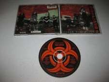 Biohazard : Urban Discipline CD