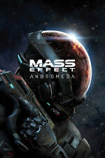 MASS EFFECT ANDROMEDA Poster - KEY ART - New gaming poster FP4449