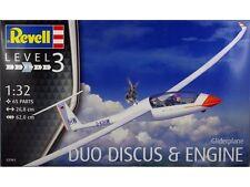 KIT REVELL 1:32  AEREO GLIDERPLANE DUO DISCUS ENGINE    ART 03961