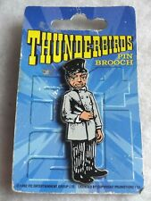 PARKER - Thunderbirds - PIN BADGE - On Card