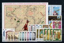 Vaticano annata 1996 Completa Fresco Posta me 69,- + + - vedi foto (125838)