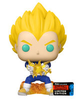 Dragon Ball Z Vegeta Final Flash Pop! Vinyl Figure NYCC 2019 Exclusive #669