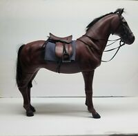 "1/6 Dragon WWII German Wehrmacht Cavalry Horse 12"" WW2 Horses 1:6"