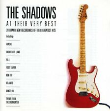 The Shadows ~ At Their Very Best ~ NEW CD ~ 20 Track Greatest Hits Collection