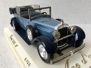 Fiat 525 N - Blue, Solido Age D'or 4154  - Boxed