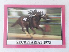 """1X SECRETARIAT 1990 Star KENTUCKY DERBY #99 5"""" X 7"""" reprint"""