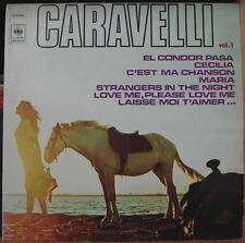 CARAVELLI  VOL.1 HORSE GATEFOLD COVER DOUBLE FRENCH LP