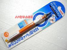 Uni-Ball Kuru Toga Auto Lead Rotation 0.5mm Mechanical Pencil, Orange