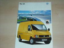 51232) VW LT Prospekt 07/1997