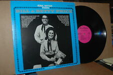 BILL & BETTY PRICE SELF-TITLED RURAL RHYTHM VG++ STEREO BLUEGRASS LP; NOT ON CD