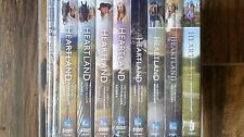 Heartland Seasons 1-9 The Complete Series DVD Set NEW FREE SHIPPING