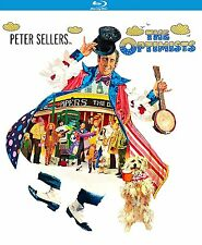 THE OPTIMISTS (Peter Sellers) - BLU RAY - Region A