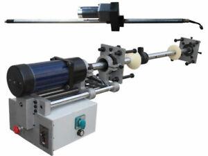 JRTH40 Mobile line boring & welding machine for 45-200mm holes, 40mm boring bar
