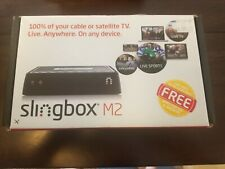 Sling Media Slingbox M2 Streaming Device - Black SB375-100