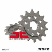 JT Front Sprocket JTF284SC 14 Teeth fits Honda CR250 RJ,RK 88-89