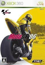 Used Xbox 360 Moto GP '06 MICROSOFT JAPAN JAPANESE JAPONAIS IMPORT