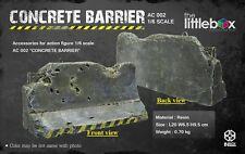 1/6 Inboxstudio Diorama Concrete Barrier Consruction Road Block AC002 AC 002