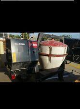 CM-958H Toro Cement Mixer, Towable 9 Cubic ft Capacity