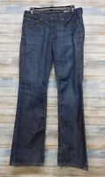 Gap 1969 Jeans 6 x 32 Women's Vintage Flare Stretch    (R-45)