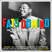 FATS DOMINO - THE IMPERIAL SINGLES COLLECTION - 3 CDS - NEW!!