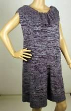 NEW BCBG MAXAZRIA GRAPE ALINE WOOL BLEND SWEATER DRESS M