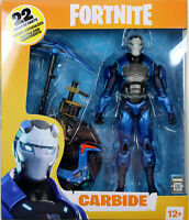 Fortnite ~ CARBIDE DELUXE 7-INCH ACTION FIGURE ~ McFarlane Toys
