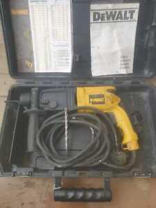 Dewalt D25003K hammer drill 240v