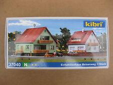 Kibri - ref.37040 - 2 casas unifamiliares aisladas
