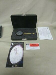 Rex 1600 type A dial hardness tester durometer type d
