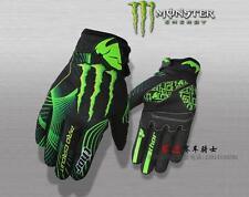 GUANTES gloves CICLISMO GEL MONSTER BICICLETA BIKE BTT MTB MBX - (M, L. XL)