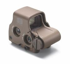 EOTech EXPS3-0 Holo Weapon Sight, NV Compat, 68 Moa Ring And 1 MOA Dot Reticle