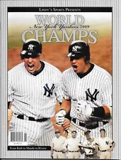 Lindy's Sports World Champs NY Yankees, 2009 Issue on NEW YORK MINT