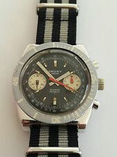 CHRONOGRAPH CAUNY * DIVER * VALJOUX 7733 * 38mm * PERFECT  WORKING * TOP!!