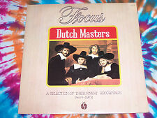 FOCUS Dutch Masters SIRE RECORDS 1975 Progressive Rock JAN AKKERMAN