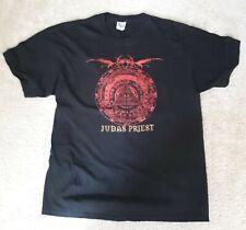 Judas Priest Metal Masters Tour 2008 Shirt Large