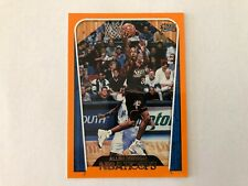 Allen Iverson 2018-19 Hoops Orange Parallel 08/25 76ers