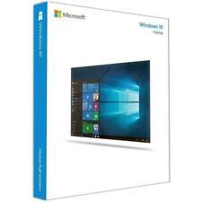Microsoft Windows 10 Home - 64-bit - Oem Full Version Factory Sealed Ms Win Home