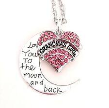 Grandma's Girl Necklace