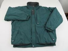 Vtg Patagonia Mens Green Insulated Jacket Fall Line Parka Size XL Guide Hiking