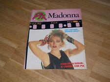 PIX - MADONNA - MENSILE DI ATTUALITA' MUSICALE - ANNO I - N. 6 SETT. 1985