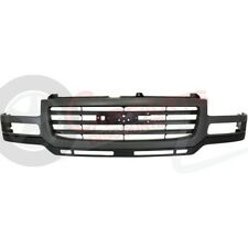 NEW 2003 2006 FRONT GRILLE FOR SIERRA 2500 HD 3500 GM1200627 19130794