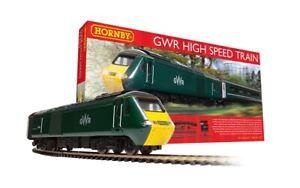 Hornby R1230 OO Gauge GWR High Speed Train Set