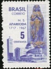 BRAZIL - 1960 - Religion/Saints - N. S. Aperecida - MNH Stamp - Scott #1060