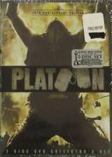 New listing Platoon 20Th Anniversary Dvd W/Slipcover New