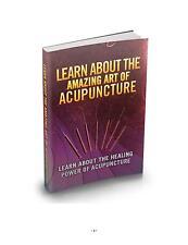 El Asombroso Arte de la acupuntura Ebook en CD