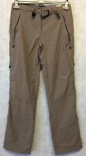 Womens Adidas V38090 HIKING LITE Climalite Outdoor Pant Bottom Trousers #2874