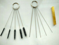 11Pcs Car Windscreen Washer Jet Nozzle Tool Cleaning Needle Brush Kit Universal